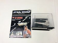 De Agostini Star Wars The Official Starship & Vehicle Collection # 2 The X-Wing