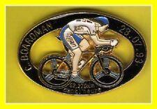 Pin's lapel pin Pins cyclisme cycliste vitesse C.BOARDMAN Equipe GAN 23.07.93