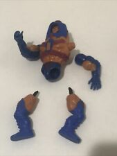 Vintage Man-E-Faces He-Man (broken) MOTU Masters of the Universe, All Pieces