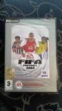 FIFA FOOTBALL 2004   PC SIGILLATO EDIZIONE ITALIANA