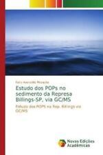 Estudo dos POPs no sedimento da Represa Billings-SP, via GC/MS Estudo dos P 4953