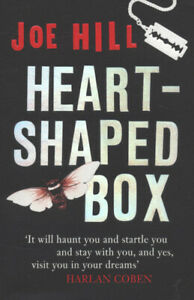 Heart-shaped box by Joe Hill (Paperback) Highly Rated eBay Seller Great Prices