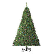 Trim A Home 6' Multicolor Pre-Lit Boulder Mountain Pine Tree