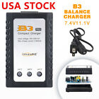 B3 LIPO Battery Charger 7.4v 11.1v 2s 3s Cells for RC LiPo from US Seller