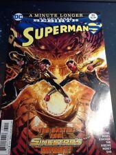 Superman #30 A Minute Longer DC Universe Rebirth VF/NM 9.0 (CB1957)