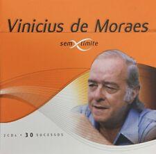 Sem Limite (Import - Brazil) by Vinicius De Moraes 2-CDs