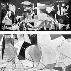 """40W""""x18H"""" GUERNICA by PABLO PICASSO - CLASSIC MASTERS SPANISH CIVIL WAR CANVAS"""