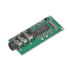 Digital Frequency Stabilization Stereo FM Radio Receiver Module 70-108mhz MCU