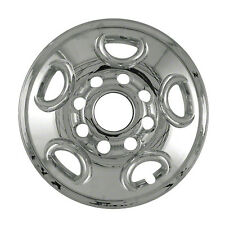 "Set of 4 16"" Chrome Wheel Skins for 1999-2006 Chevy Silverado GMC Sierra 2500"