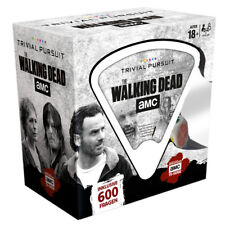 Trivial Pursuit The Walking Dead TWD AMC Wissens Spiel Quiz Brettspiel deutsch