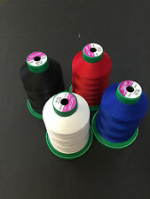 Isacord polyester embroidery thread  1 kingspool 5000M