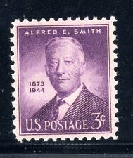 US STAMP #937 --- 3c ALFRED SMITH  - VF-XF - MINT - GRADED 85