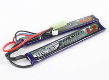 RC Turnigy nano-tech 1200mah 2S 15~25C Lipo AIRSOFT Pack
