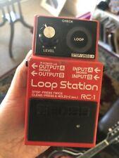 Boss RC1 Looper Guitar Effect Pedal