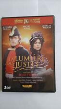 DVD  LA LUMIERE DES JUSTES - 1ERE PARTIE / 2 DVD  - CHANTAL NOBEL