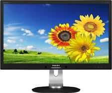 """Philips 23"""" IPS Monitor Type LCD 1920 x 1080 FULL HD 16:9 Built-In USB 3.0 NEW"""