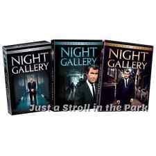 Night Gallery: Complete Rod Sterling Twilight Zone Spinoff Seasons 1-3 DVD Sets
