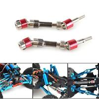 2x Upgrade Metal Axle Transmission for FY-01/02/03/04 WLtoys 12428 RC Car Part h