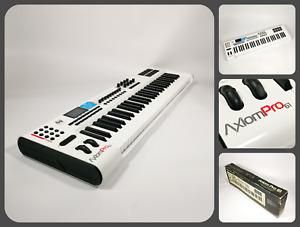M-AUDIO Axiom Pro 61   Legacy 61-Key USB MIDI Keyboard Controller   HyperControl