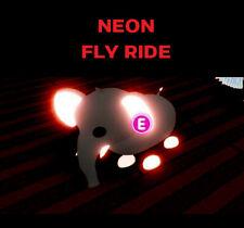 Neon Fly Ride Elephant! ___Adopt me!