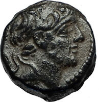 ANTIOCHOS IX Kyzikenos Authentic Ancient Seleukid Greek Coin Thunderbolt i67073
