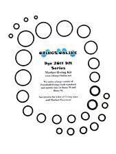 Dye 2011 DM Series Paintball Marker O-ring Oring Kit x 2 rebuilds / kits