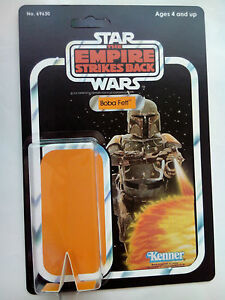 1981 BOBA FETT ON EMPIRE 41 BACK HOME YOUR TREASURED VINTAGE ACTION TOY