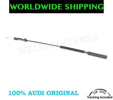 AUDI A4 S4 A5 S5 B8 HOOD LATCH RELEASE CABLE LINE LOCK FRONT GENUINE 8T1823531B