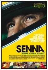 Ayrton Senna - POSTER Formula One World Champion 1988 1990 & 1991 F1 McLaren