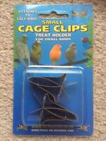 Cuttlefish Holder / Bird Treat Holder (Pack of 2)