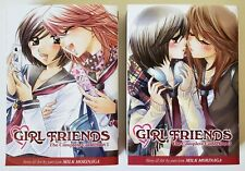 Girl Friends The Complete Collection Vol 1 2 Manga English Graphic Novels