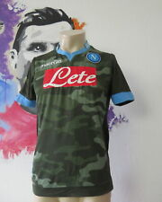 Macron Ssc Napoli Football Shirts Italian Clubs For Sale Ebay