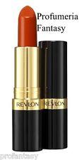 REVLON SUPERLUSTROUS LIPSTICK 750 KISS ME CORAL ROSSETTO