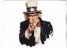 "Postkarte "" Onkel Sam "" Spitz Finger @ You- (C5)"