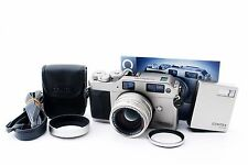 【Excellent+】CONTAX G1 Body Planar 45mm F2 Lens TLA140 SET from Japan 200919