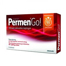 Permen Go, 6 tablets remedy for erection-Heilmittel gegen Erektion