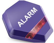 Dummy Alarm Bell Box - Dummy Burglar Alarm Box - Solar Powered LED Lights