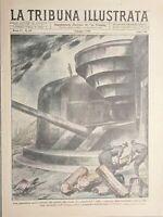 WWII Supplemento de La Tribuna - La Tribuna Illustrata N. 23 - 1944