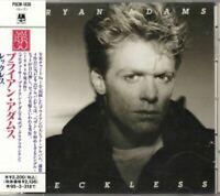 Bryan Adams Reckless JAPAN CD with OBI POCM-1838
