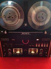 Vintage Sony, TC-580 Reel to Reel Tape Recorder, (1971)