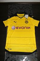 Puma Camiseta Local 2015 2016 BVB Borussia Dortmund Amarillo todas tallas nuevo