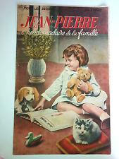 Mag JEAN PIERRE N° 52 R.DANSLER BOB DAN chasseurs du CONGO 1939 oeil de faucon