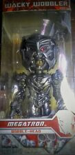 MEGATRON Transformers Revenge of the Fallen Wacky Wobbler Bobble Head Funko 2009