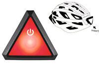 UVEX plug-in LED f. Fahrradhelm uvex quatro pro Rückleuchte Backlight Helm S-N 4