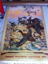 Remington Shotgun Calendar 1908 WITH MATCHING 1992 DATES