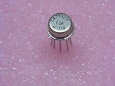 ci CA 741 CT ( = LM 741 H ) - ic CA741CT ( = LM741H ) Operational Amplifier