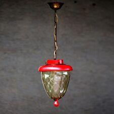 Hängelampe Original Midcentury 60er-Jahre VINTAGE Lampe Leuchte Pendellampe