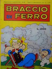 Braccio di Ferro n°11 1974 ed. Bianconi    [G.149A]