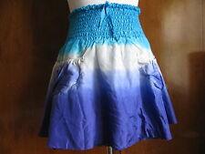 NWT Women's Buffalo Silk Lined Mini Skirt Size Medium