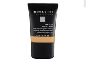 Dermablend Smooth Liquid Camo 1oz Medium Cov. Foundation Chestnut 40N 1 fl oz